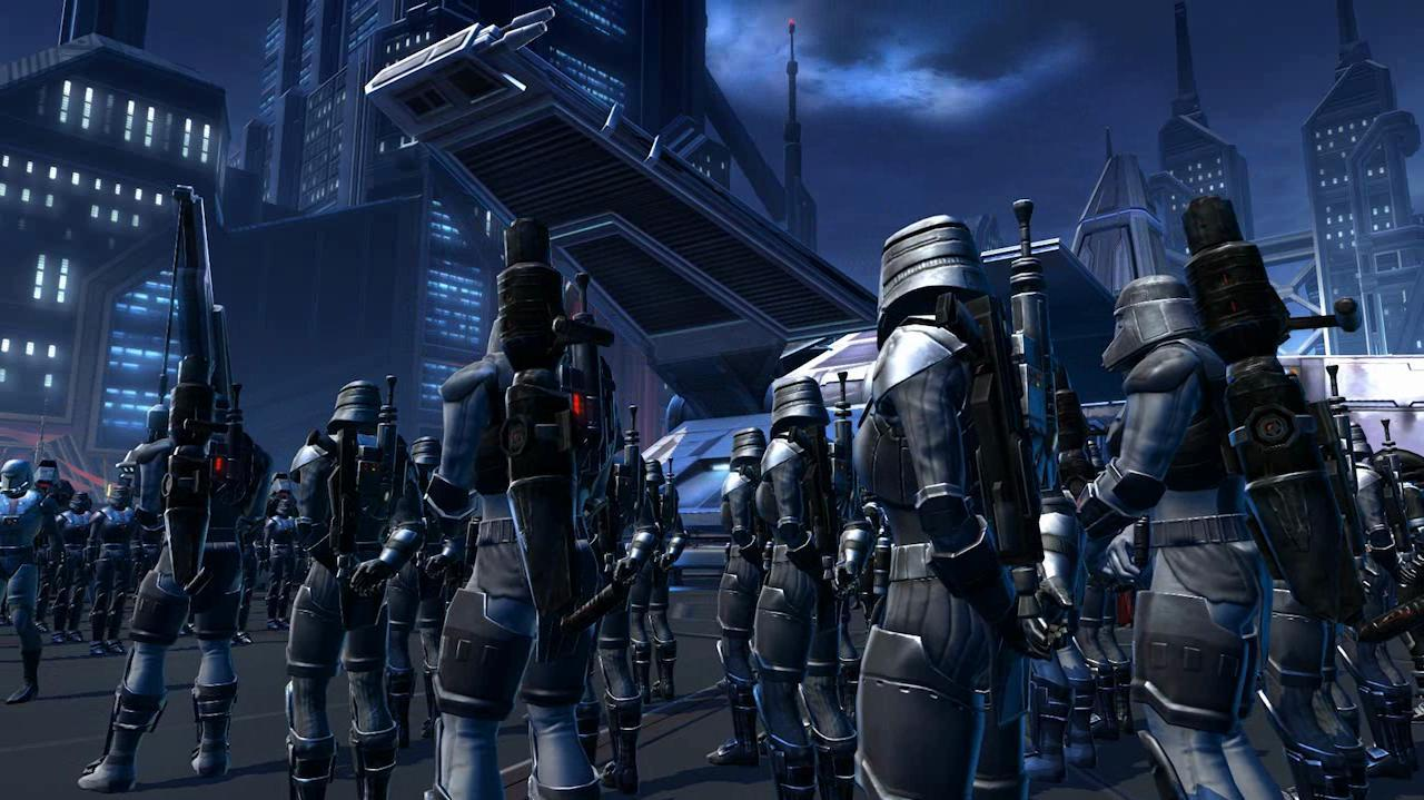 Star Wars The Old Republic - Join the Fight