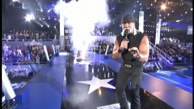American Gladiators TV Clip - Hogan's Intro