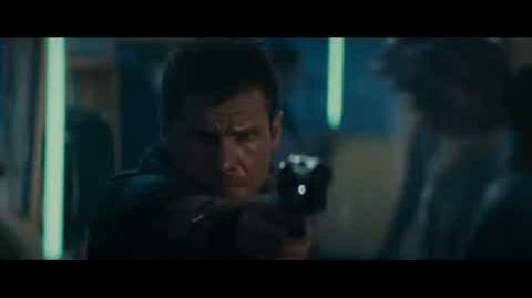 Blade Runner - Deckard kills Zhora