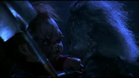 Bride of Chucky - end of chucky Part 2