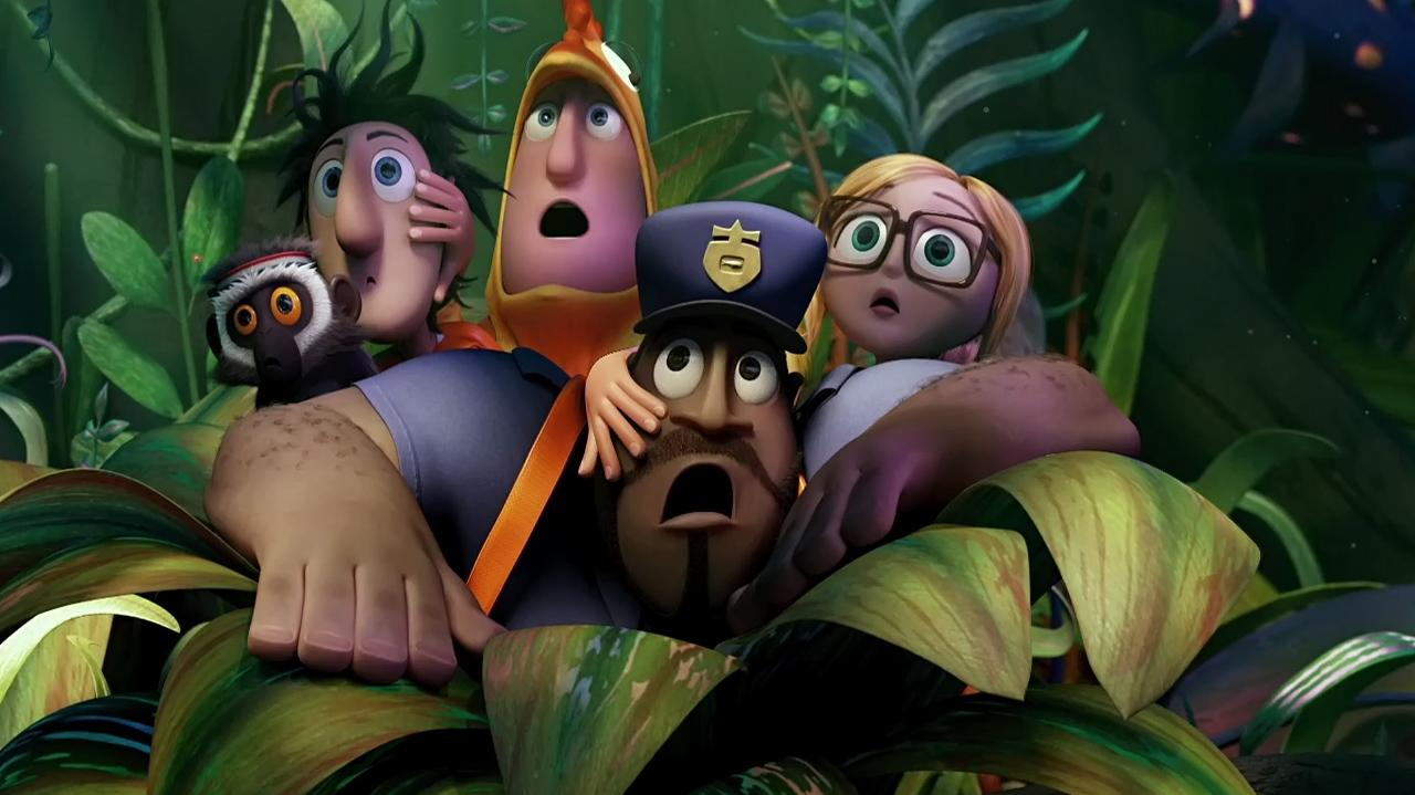 Cloudy With a Chance of Meatballs 2 - Cast Interviews
