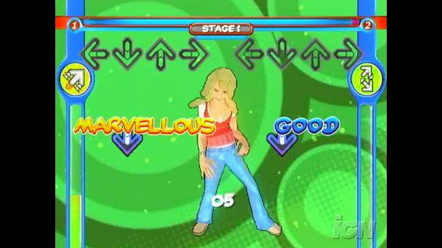 Dance Dance Revolution Disney Channel Edition (includes Dance Mat) PlayStation 2 Gameplay - You Make Me Feel Like Dancing