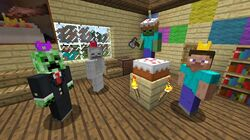Minecraft for HoloLens E3 Demo - IGN Live E3 2015