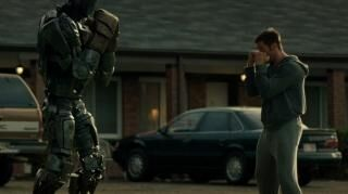 Real Steel Charlie Teaches Atom To Box