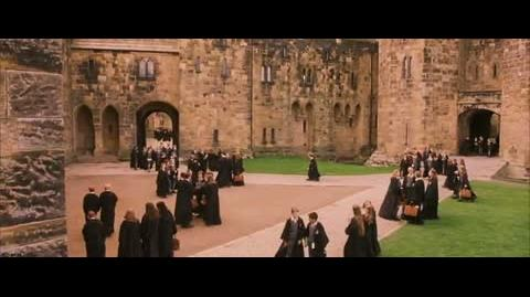 Harry Potter and the Sorcerer's Stone - The scar