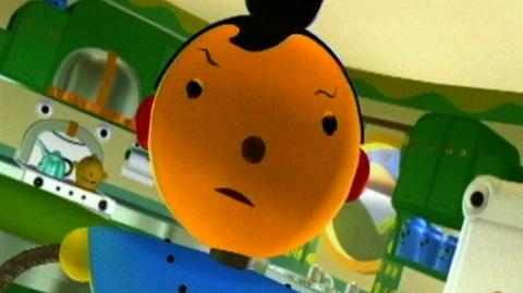 Rolie Polie Olie Telling The Truth (2001) - extra clip - dinner table