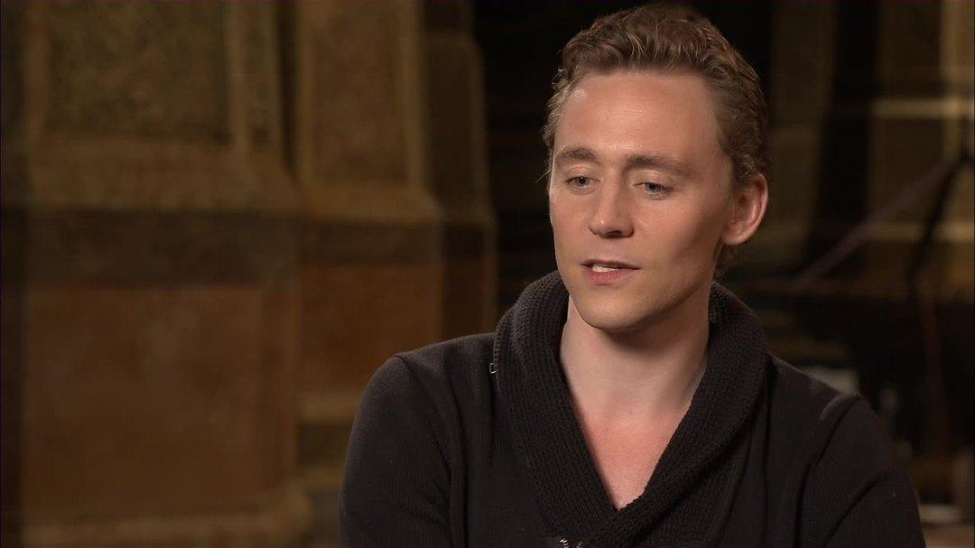 Thor The Dark World - Tom Hiddleston Interview