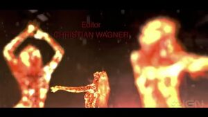 Die Another Day Opening Credits