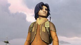 "Star Wars Rebels - Taylor Gray ""Ezra"" SDCC 2014 Interview"
