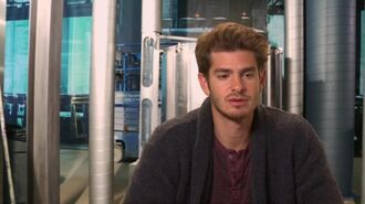 The Amazing Spider-Man 2 - Andrew Garfield Interview