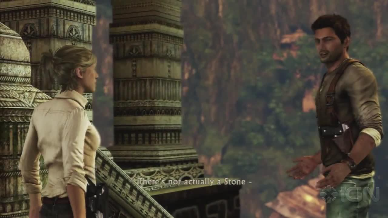 Uncharted 2 - Clearing a Path - Gameplay