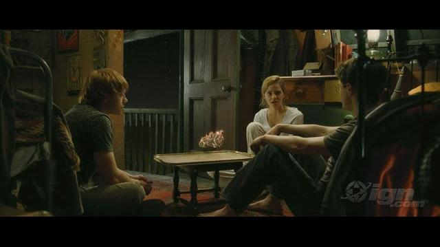 Harry Potter and the Half-Blood Prince Movie Clip - This Is Hogwarts