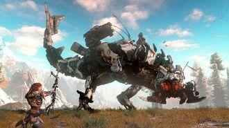 Horizon Zero Dawn E3 Gameplay Trailer - Rewind Theater