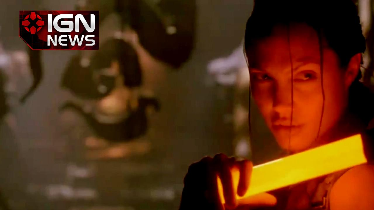 IGN News Buffy Writer Takes on Tomb Raider Reboot