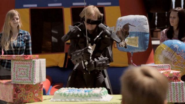 Konami E3 2012 Metal Gear Rising Revengeance - Mega64 Skit