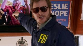 Parks And Recreation Andy Is Handling Security