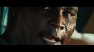 Battleship (2012) - Interview Battleship (2012) - Greg Gadson