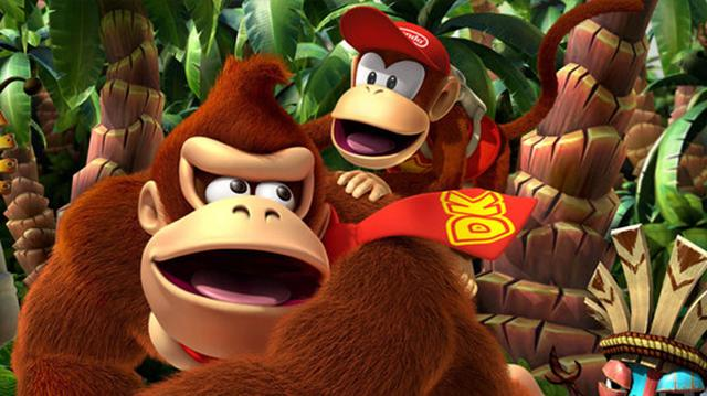 Donkey Kong Country Returns 3DS Announcement Trailer