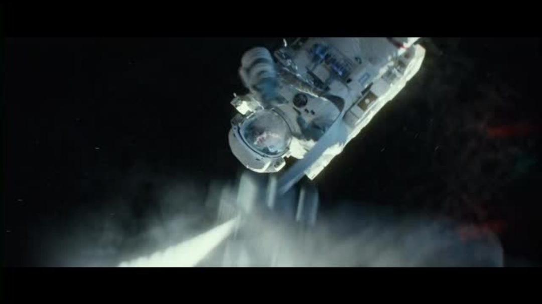 Gravity Theatrical Trailer