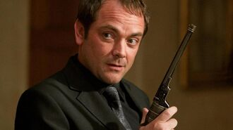 Supernatural - Mark Sheppard Interview - Comic-Con 2013