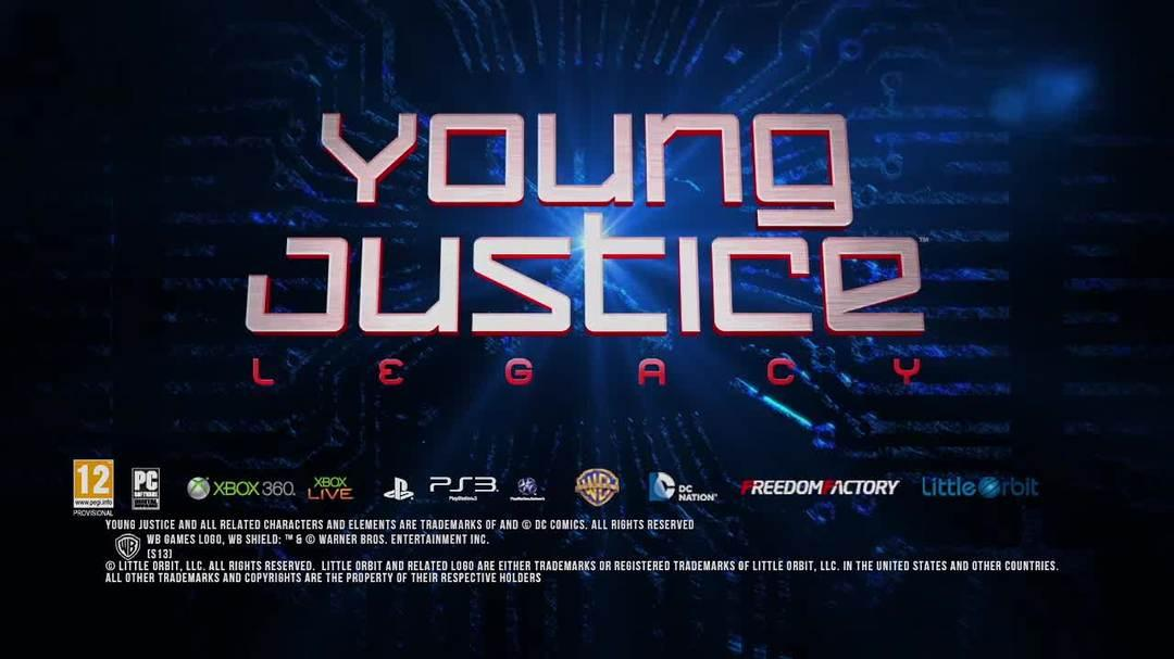Young Justice Legacy Trailer