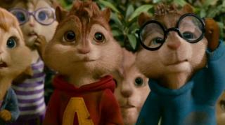 ALVIN AND THE CHIPMUNKS CHIPWRECKED I DON'T KNOW WHO YOU ARE