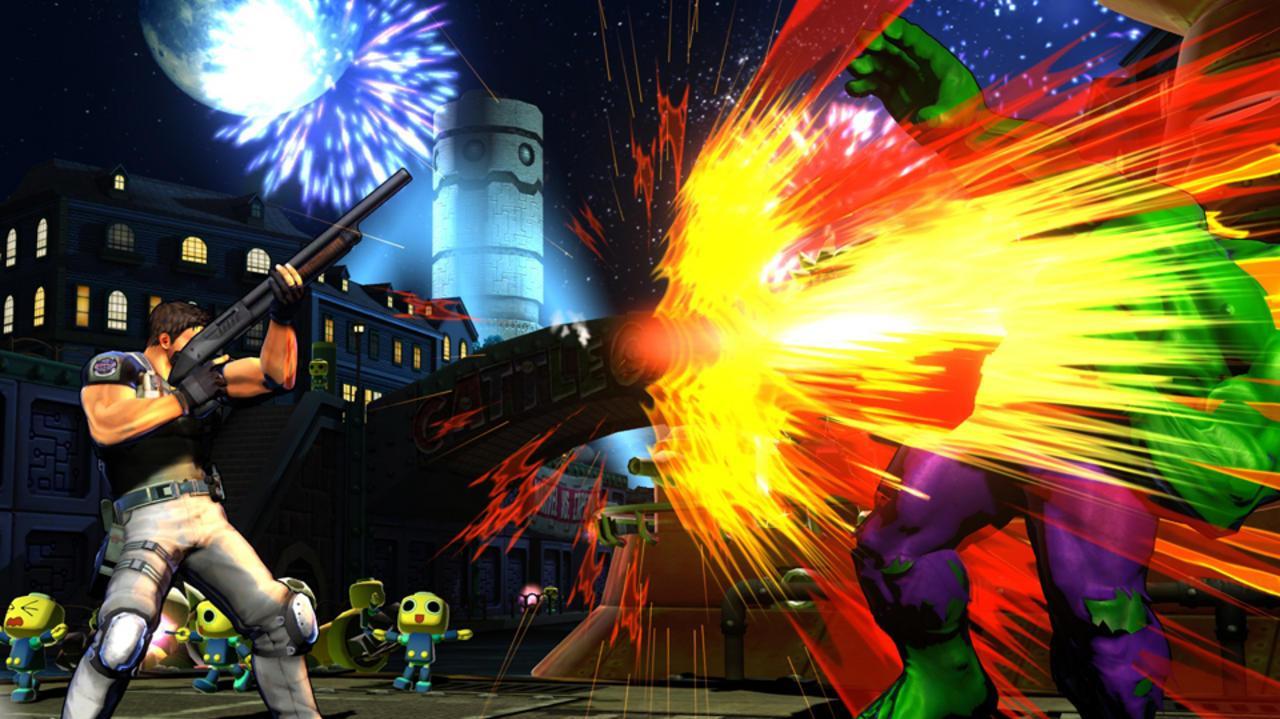 Marvel vs. Capcom 3 Fate of Two Worlds Episode 2 Trailer