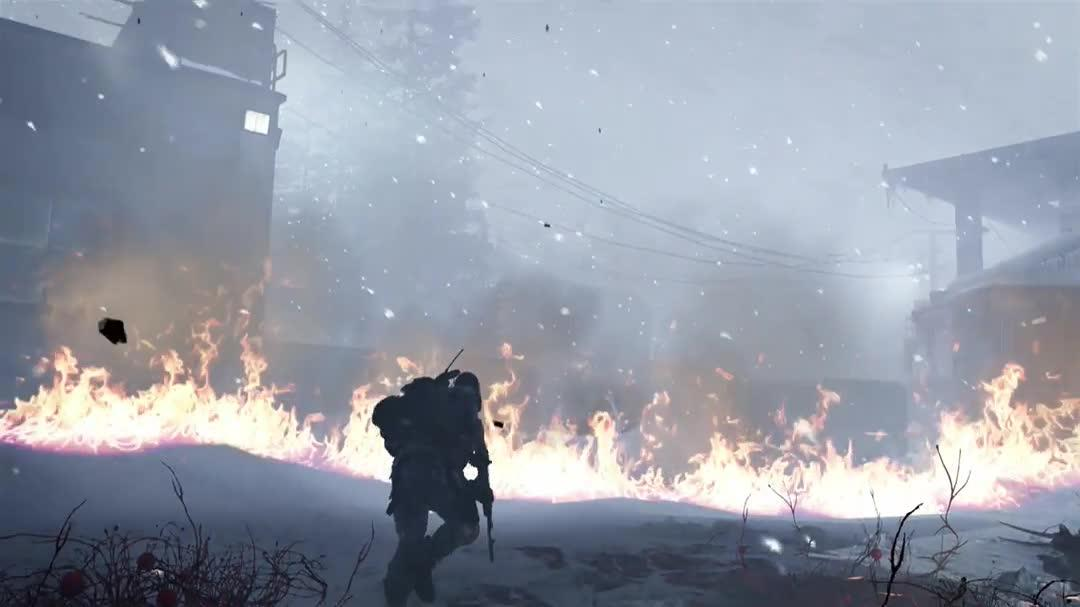 Call of Duty Ghosts Extinction Episode 1 Nightfall Trailer