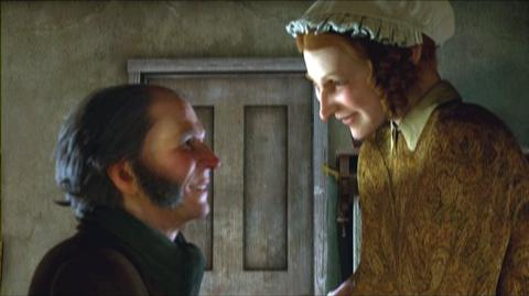 Disney's A Christmas Carol (2009) - Clip Cratchet Household