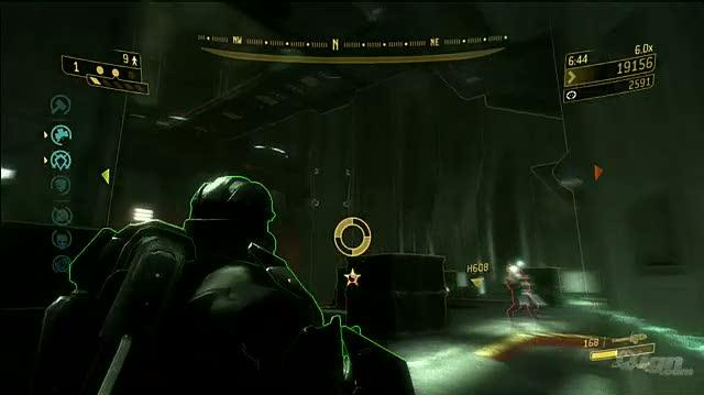 Halo 3 ODST Xbox 360 Gameplay - Heavy Weapons