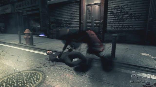 The Darkness PlayStation 3 Trailer - Mutilation (HD)