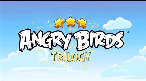 Angry Birds Trilogy (VG) (2012) - Gameplay trailer