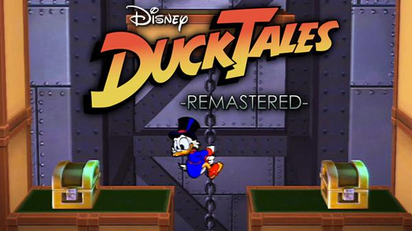 IGN Rewind Theater DuckTales Remastered - Reveal Trailer