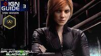 Splinter Cell Blacklist Perfectionist Walkthrough Grim Mission 3 - Hackers Den