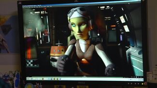 Star Wars Rebels - Hera Reveal Video