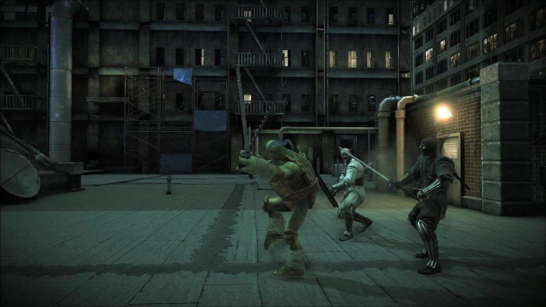 TMNT Out of the Shadows - Leonardo Trailer