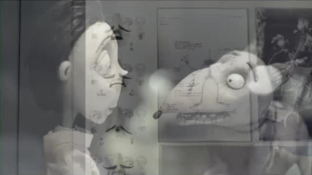 Frankenweenie - Touring Exhibit Featurette