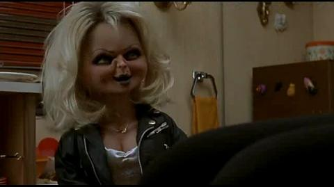 Bride of Chucky - dysfunctional marriage Part 2