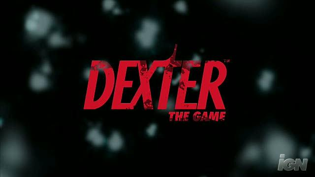 Dexter The Game Wireless Game Trailer - Teaser Trailer