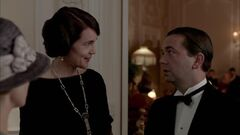 Downton Abbey Season 4 - Elizabeth McGovern Cora Crawley Clip