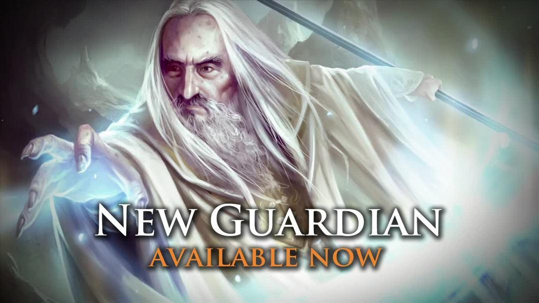 Guardians of Middle-earth - Saruman Trailer