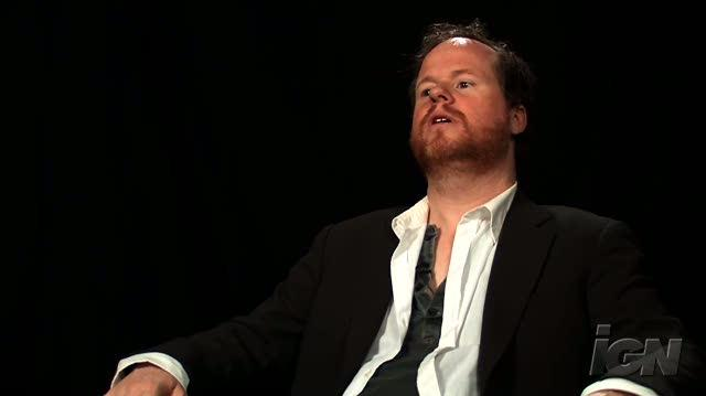 The Cabin in the Woods Movie Interview - NYCC 09 Joss Whedon Video Interview