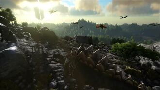 ARK - Survival Evolved Announcement Trailer