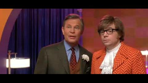 Austin Powers in Goldmember - Austin's father was kidnapped