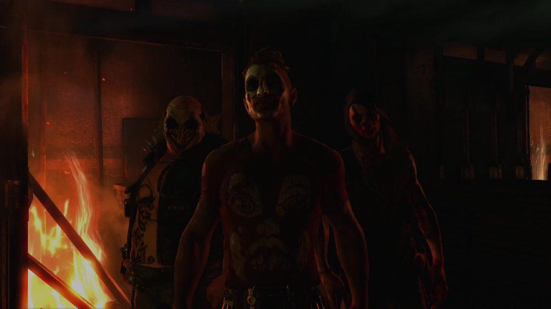 Batman Arkham Origins - Multiplayer Trailer