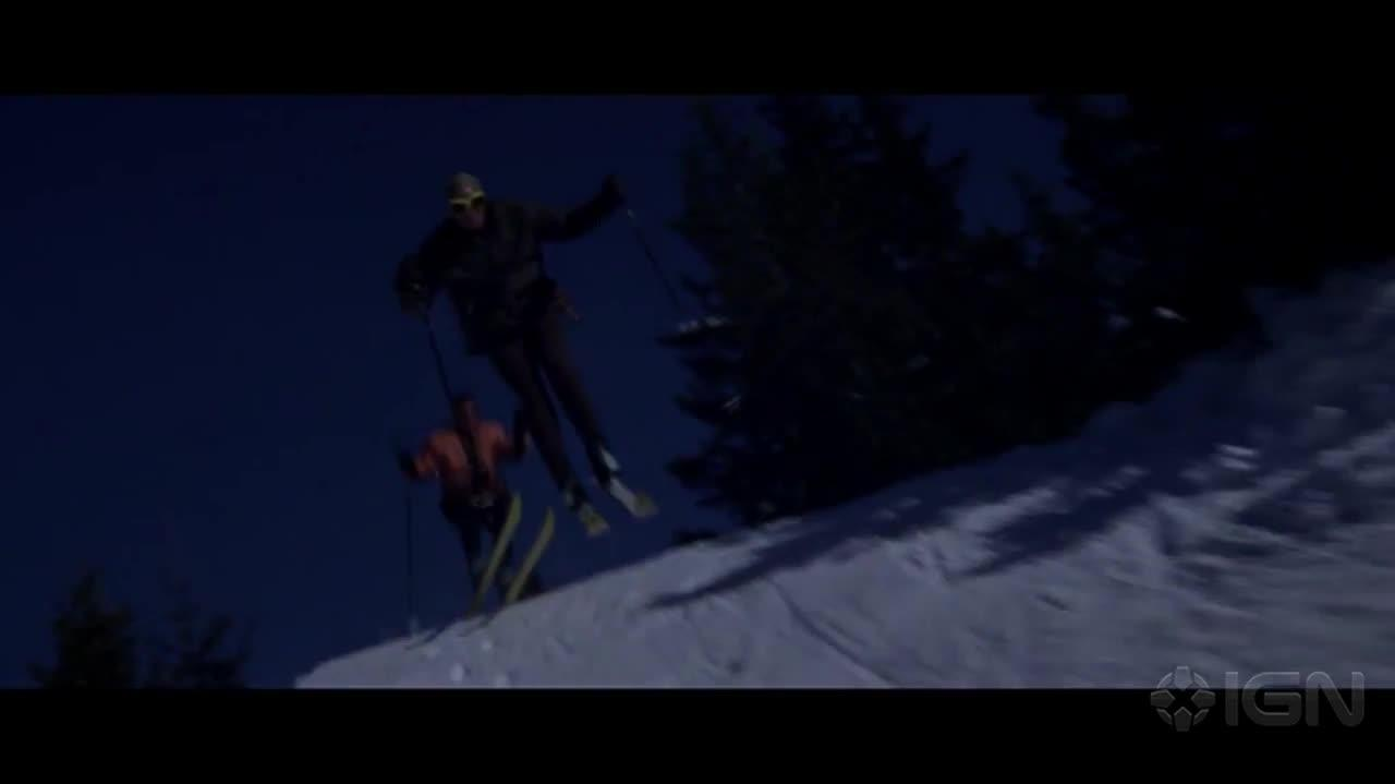 Bond 28 Bond Hits The Slopes (On Her Majestys Secret Service)