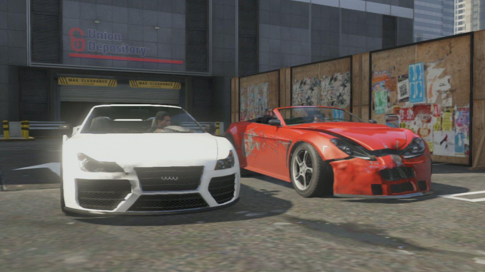 GTA 5 Cheats Vehicle Repair Hack
