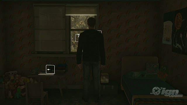 Heavy Rain PlayStation 3 Gameplay - Memories