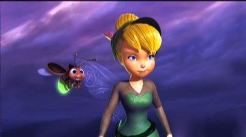 Tinker Bell And The Lost Treasure (2008) - Story trailer legend, pre