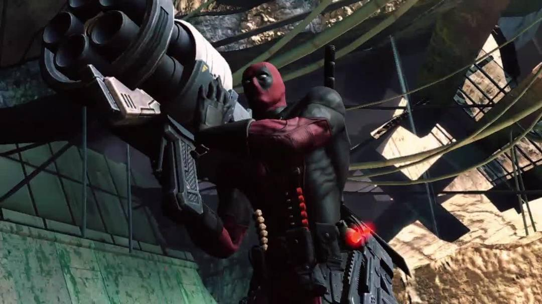 Deadpool Reveal Trailer